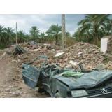 2003年 イラン 南東部バム地震