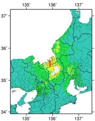 三方・花折断層帯   地震本部